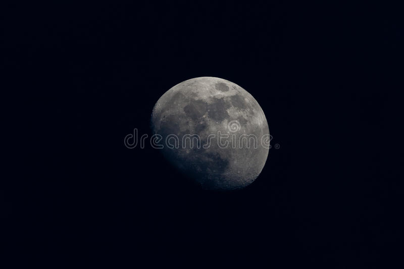 Download The Moon stock image. Image of power, black, full, force - 25532553