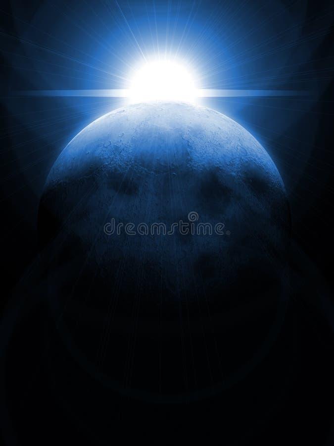 Moon royalty free stock photography