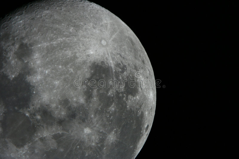 Download Moon stock image. Image of universe, reflection, radiance - 469389