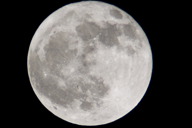Download Moon arkivfoto. Bild av teleskop, moon, månsken, utopier - 999944