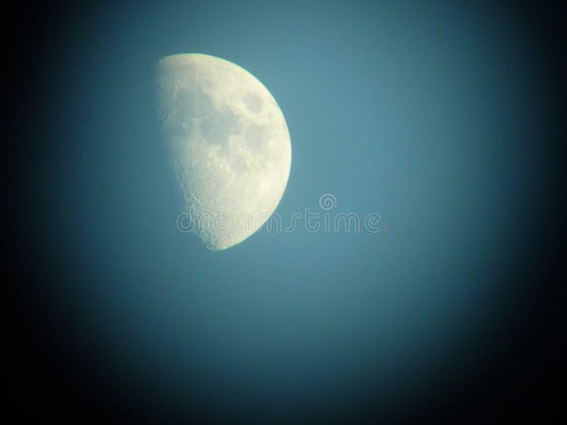 Moon, Atmosphere, Daytime, Sky royalty free stock photo