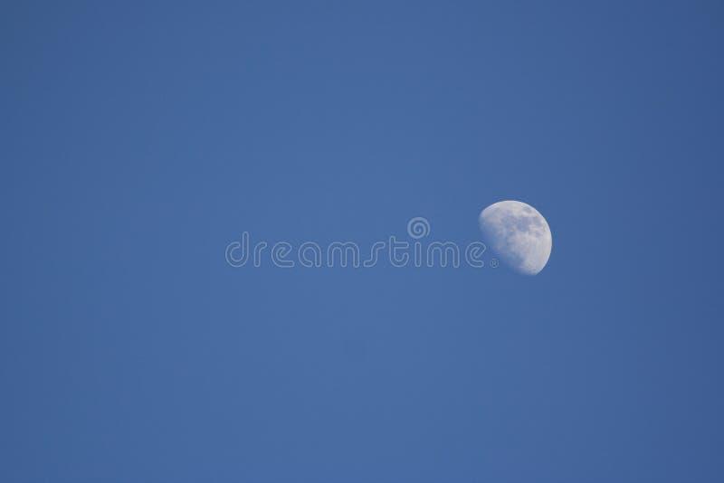 Download Moon stock image. Image of shiny, glow, light, moonlight - 50195435