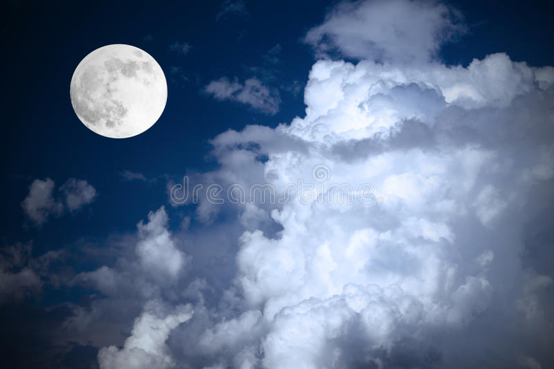 Download Moon stock photo. Image of moonshine, planet, moonlight - 34378560