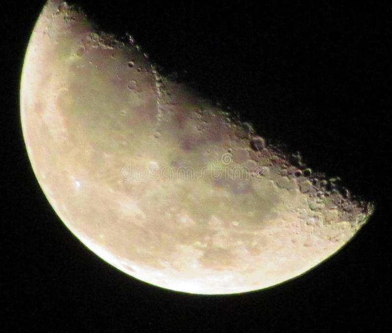 Moon stock photography