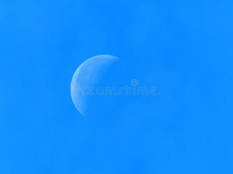 Moon Illustration stock photography