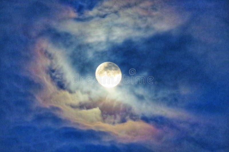 Moon light royalty free stock image
