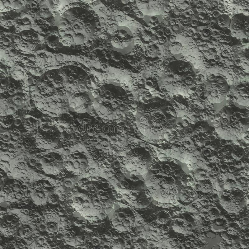 Download Moon Surface stock illustration. Illustration of moonscape - 13492788