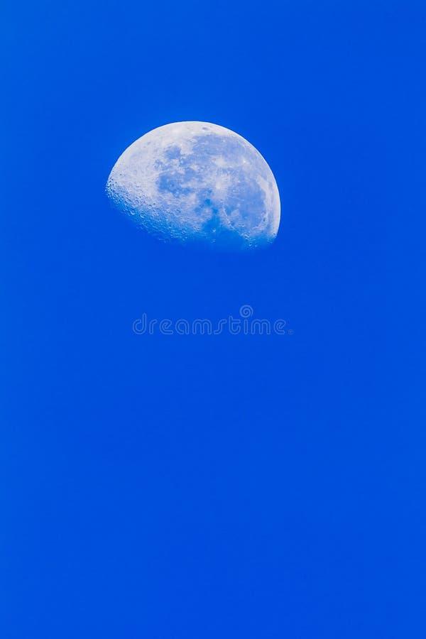 Download Moon Blue Sky Vertical stock image. Image of solar, lunar - 30220625