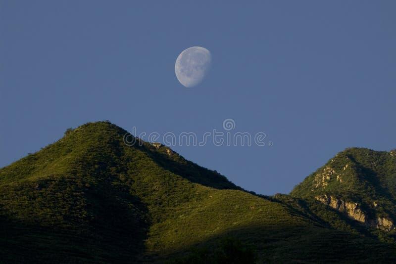 moonberg royaltyfria foton