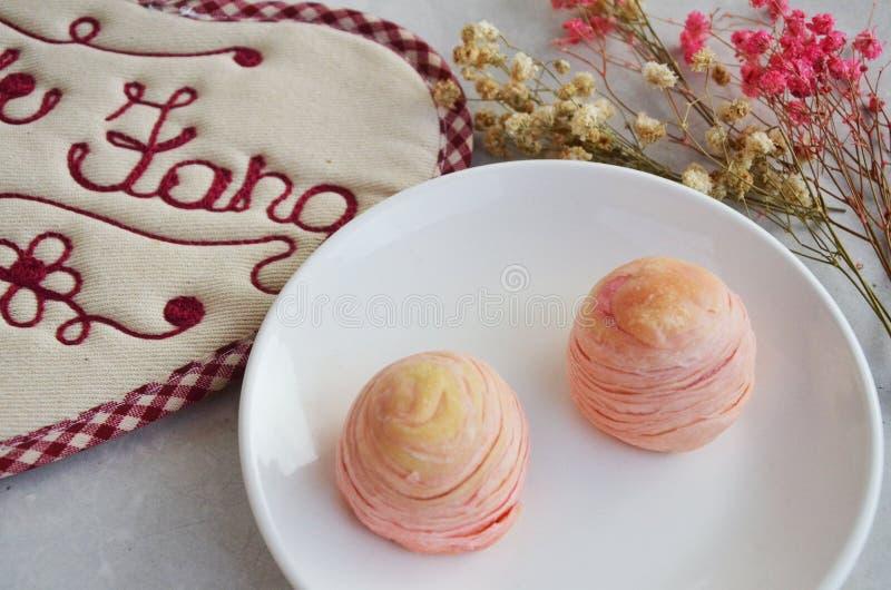 Mooncake fotos de stock