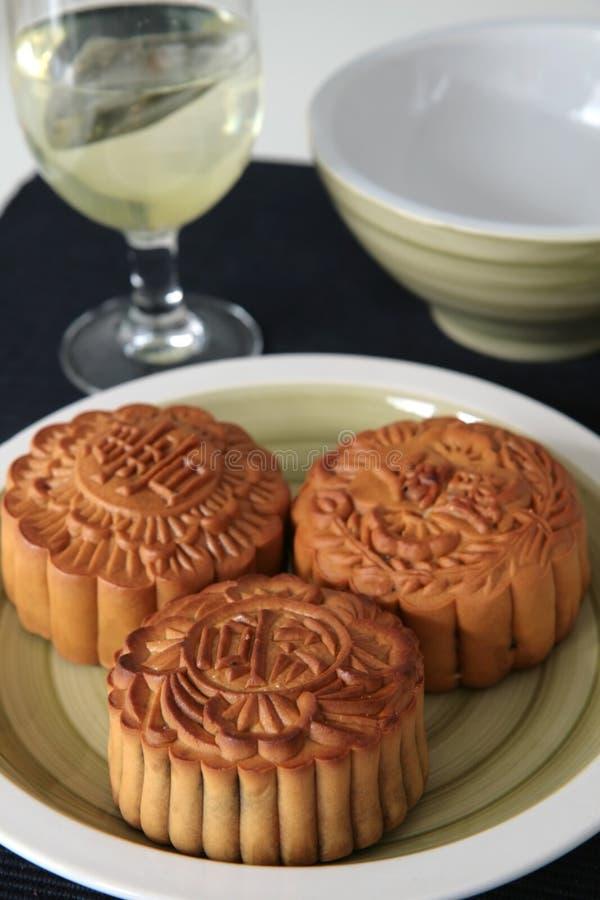 Mooncakes fotos de stock
