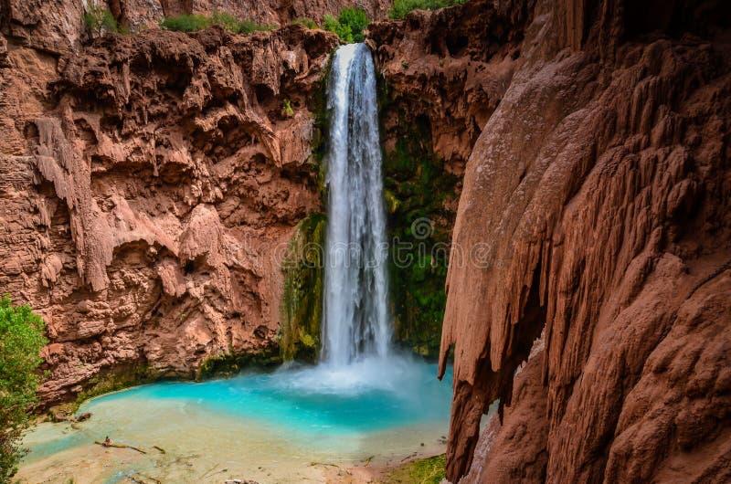 Mooneydalingen - Grand Canyon -het Westen - Arizona royalty-vrije stock foto