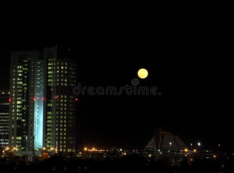 Moonrise Doha
