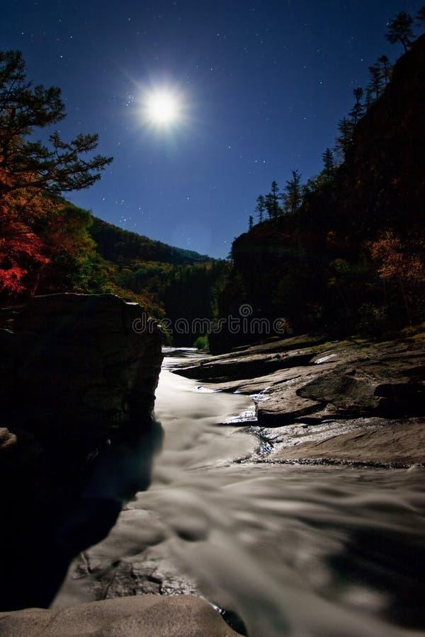 Moonscape 免版税图库摄影
