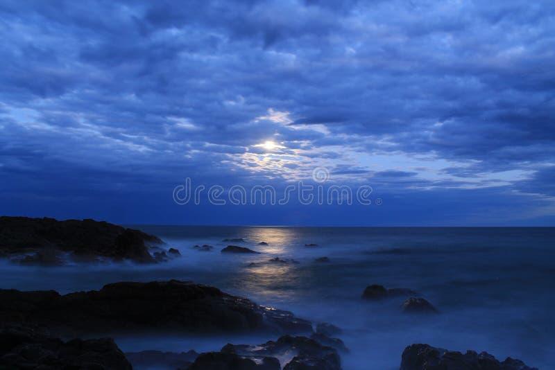moonscape στοκ εικόνες