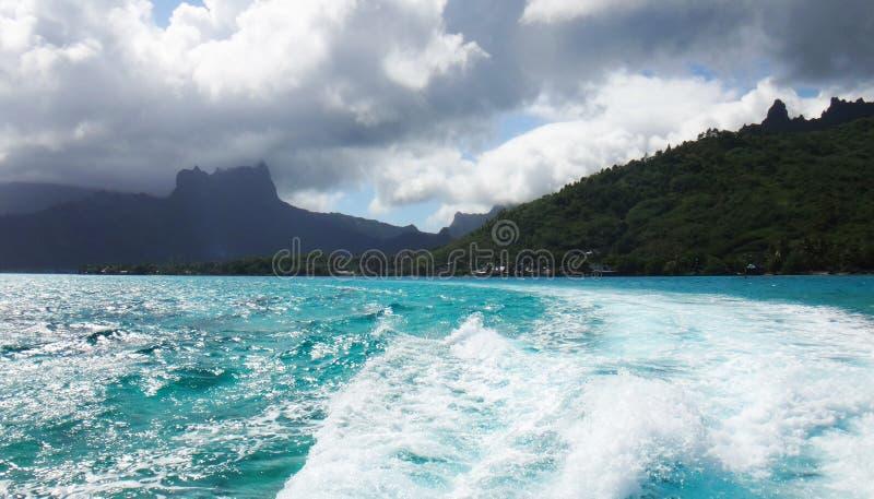 Download Moorea foto de archivo. Imagen de paisaje, exótico, honeymoon - 64201184
