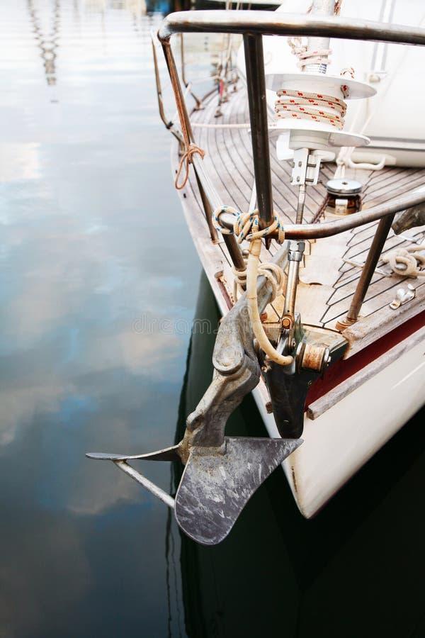 Free Moored Boat Royalty Free Stock Photos - 13241188
