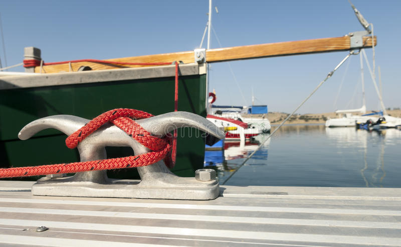 Mooring stock images