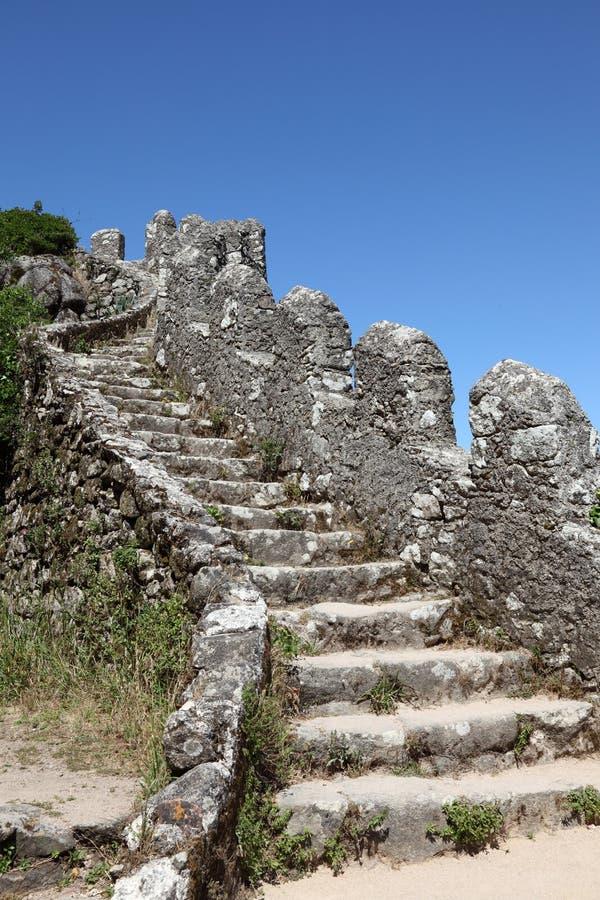 Download Moorish Castle, Sintra Portugal Stock Photo - Image: 15347242