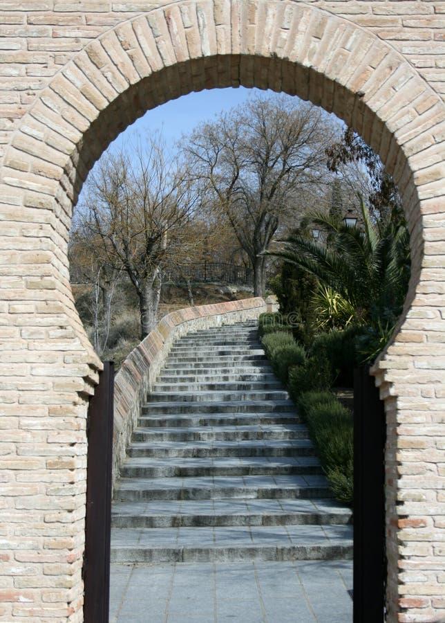 Moorish Entrance