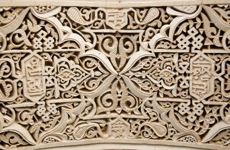 Download Moorish Style Stucco Background Stock Photo - Image: 8408806