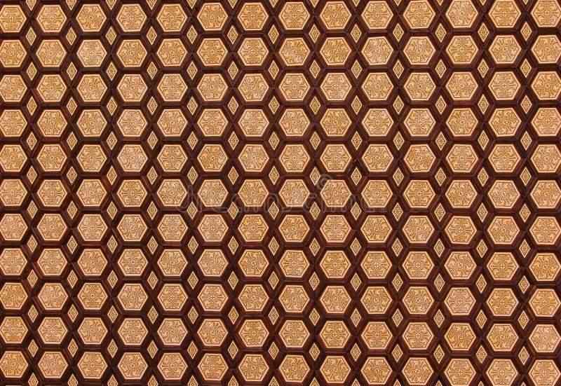 Moorish Tile, Seville, Spain stock photos