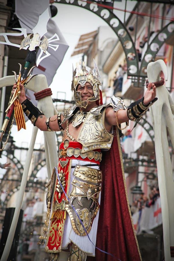 Moors and Christians Festival, Alcoy, Spain