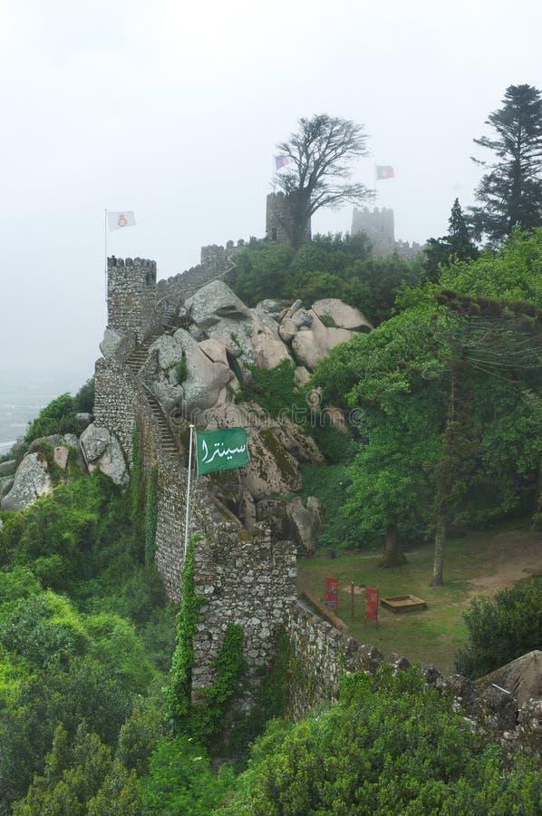 Moors fortress