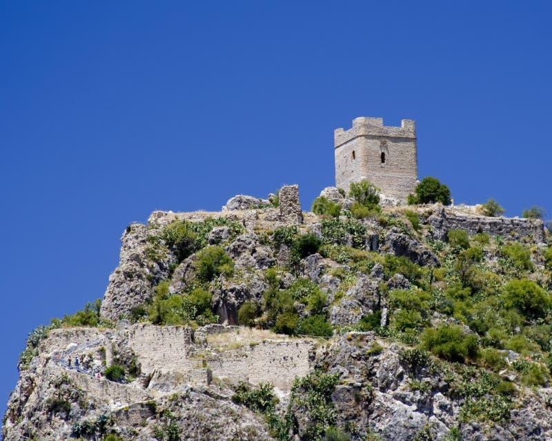 Moorse Toren stock foto's