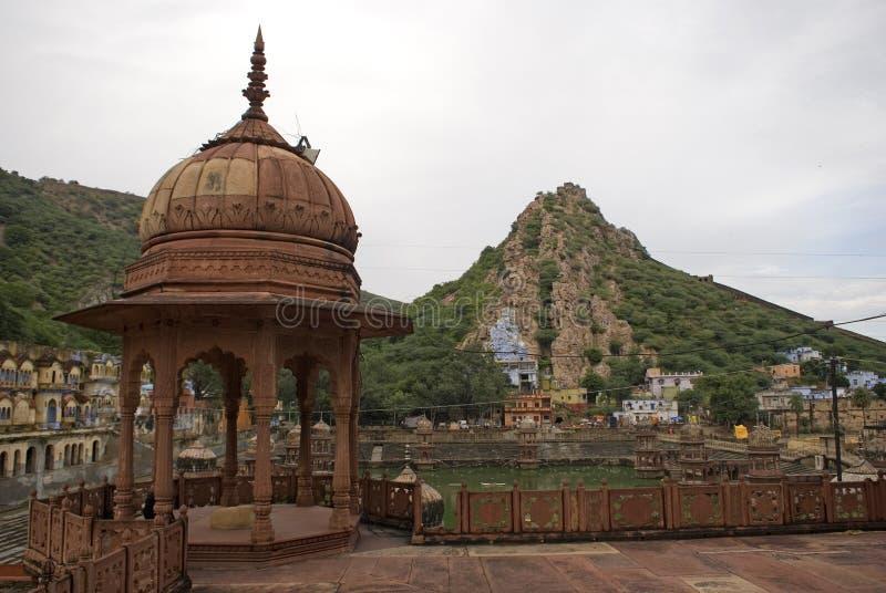 Moosi Maharani Chhatri, Alwar, Rajasthan, India stock foto