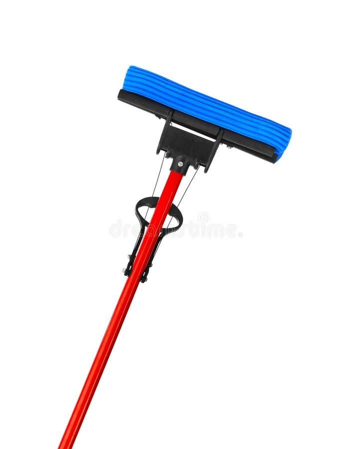 Mop с spong стоковые изображения