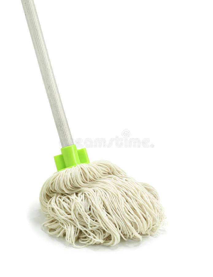 Free Mop Royalty Free Stock Photography - 40934617