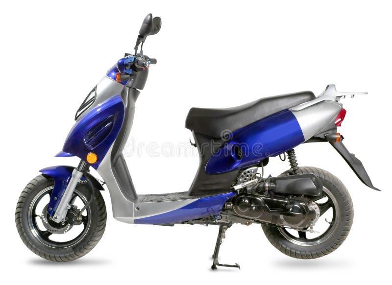 Moped imagem de stock