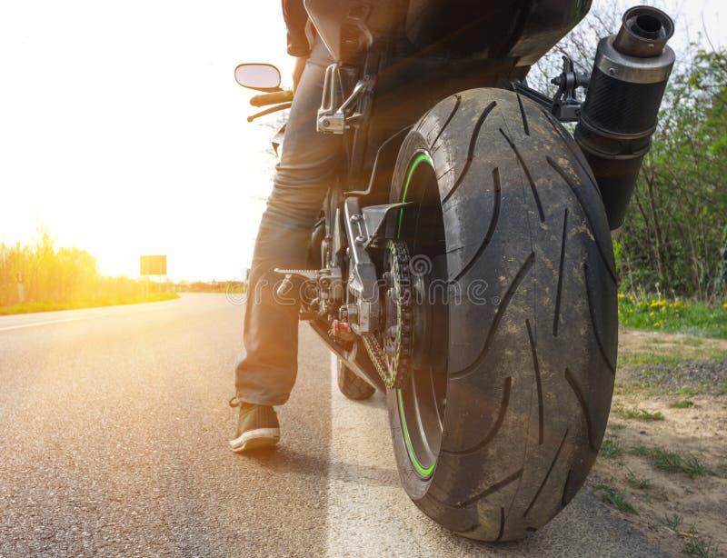 Moped fotografering för bildbyråer