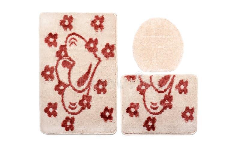 Mopp für Toilette und Badezimmer lizenzfreies stockbild