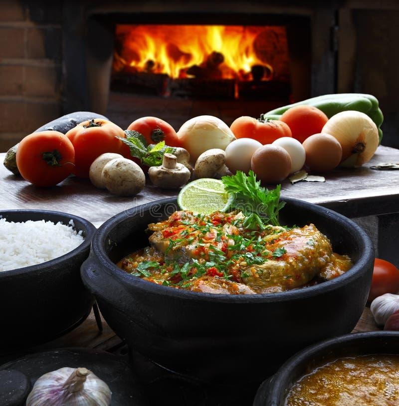 Download Moqueca stock photo. Image of dinner, delicious, crabs - 33723990