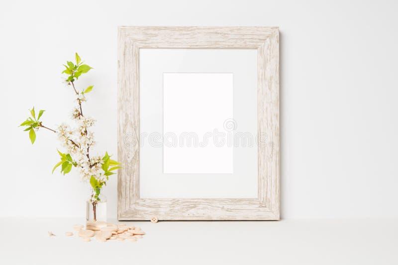 Moquerie de cadre  photo stock