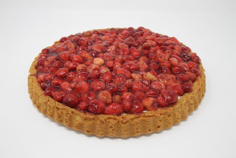 Morango cake fotos de stock royalty free