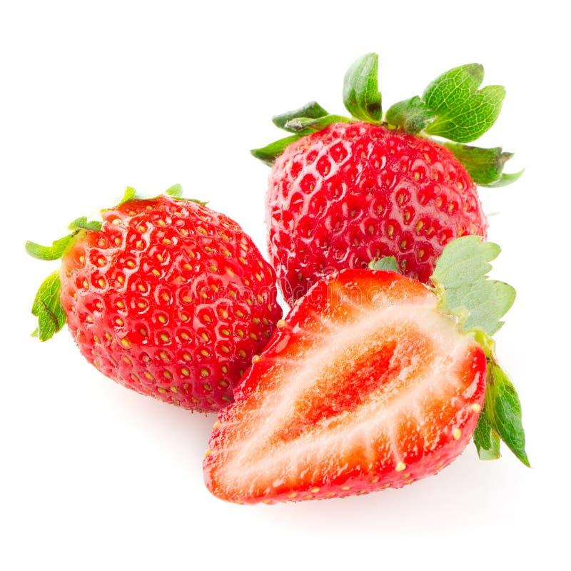 Download Morangos bonitas imagem de stock. Imagem de vermelho - 29835025