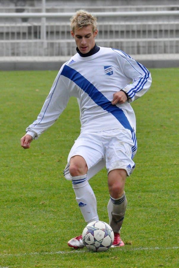 Download Moravian-Silesian League, Footballer Matej Biolek Editorial Stock Image - Image: 23897059