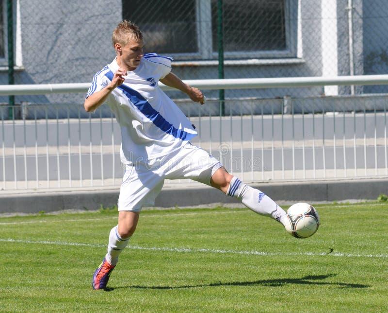 Download Moravian-Silesian League, Footballer Matej Biolek Editorial Image - Image: 25360825