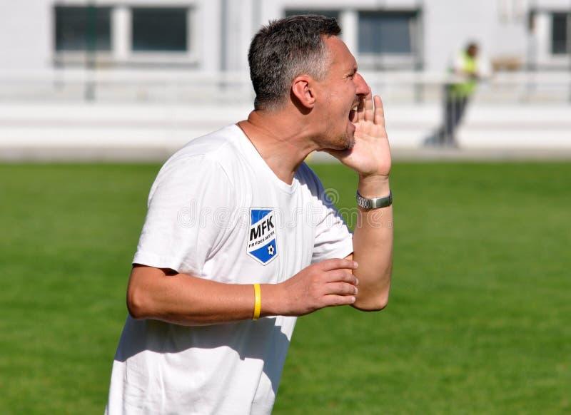 Download Moravian-Silesian League, Head Coach Milan Duhan Editorial Photography - Image: 24172507