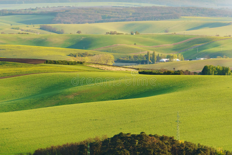 Moravian Toscana imagen de archivo libre de regalías