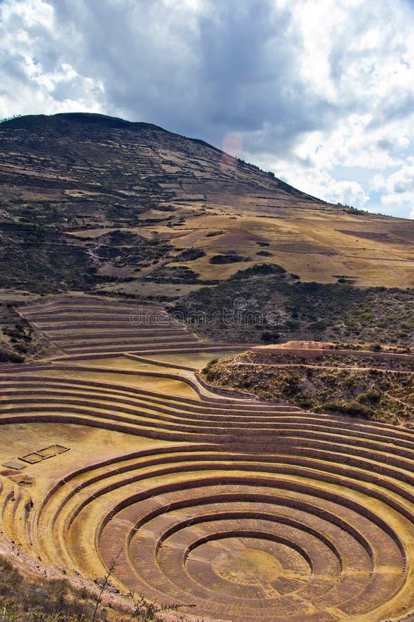 moray Περού στοκ εικόνες με δικαίωμα ελεύθερης χρήσης