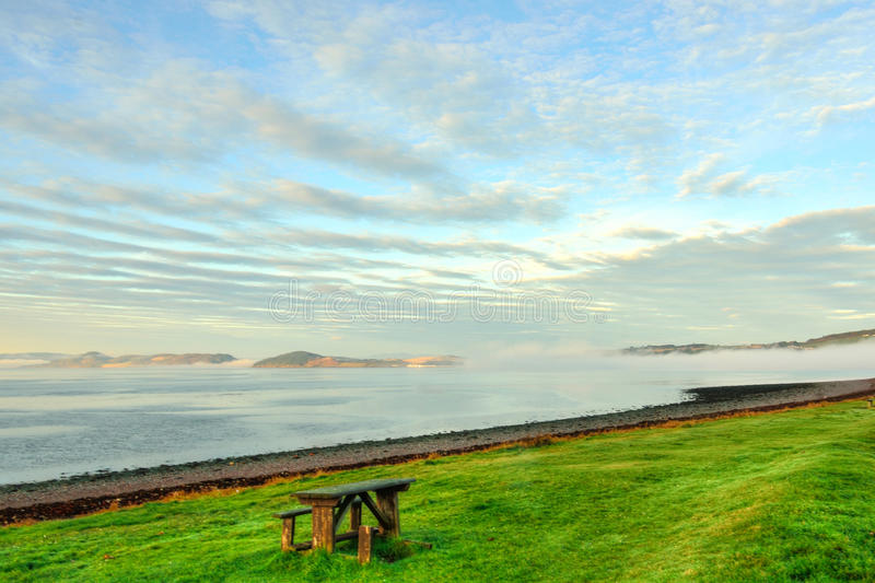 Moray Firth stock images