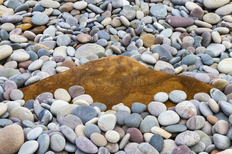 Download Moray pebbles and rock. stock image. Image of highland - 34295679