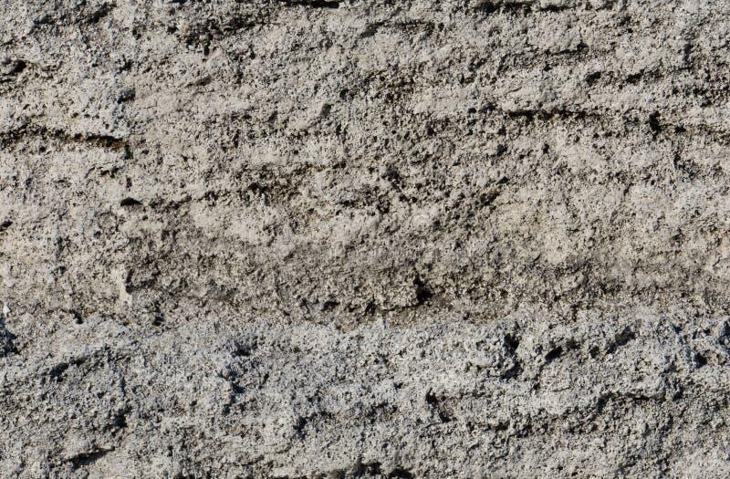 Morceau de falaise de sédiment images stock