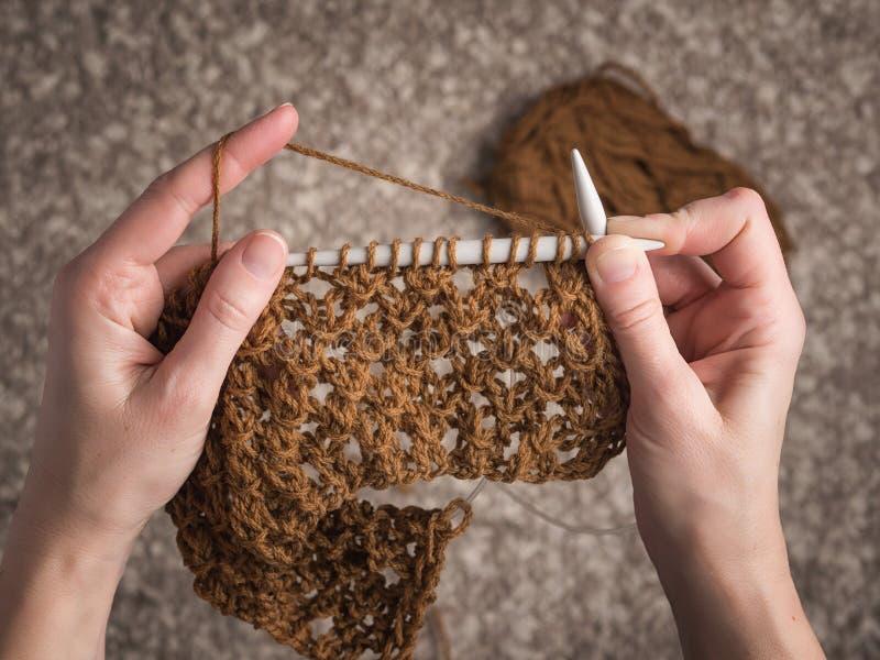 Morceau fabriqu? ? la main de textile photo stock