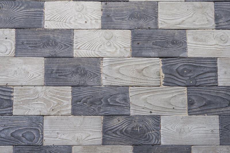 Morceaux en bois image libre de droits