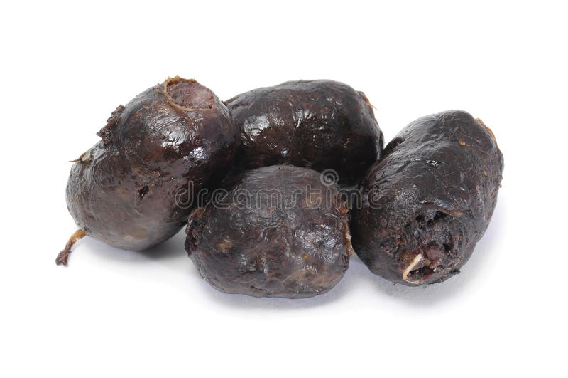 Download Morcilla stock image. Image of sausages, brown, embutido - 14853133